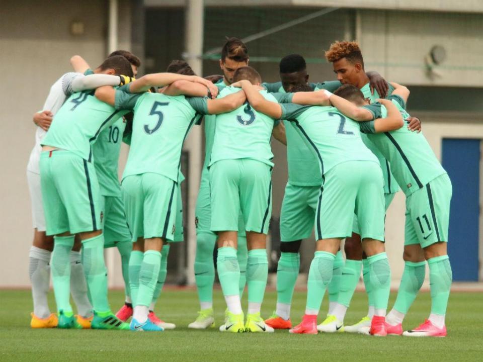 Mundial Sub-20: Argentina ajuda Portugal, que só já tem de vencer
