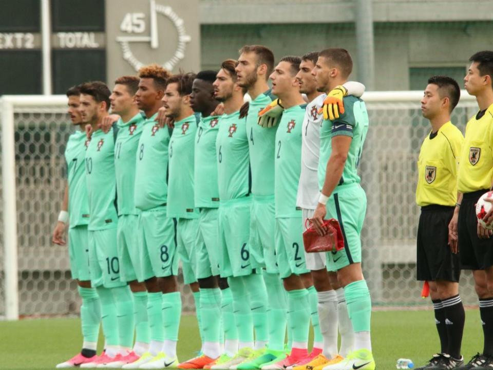 Mundial Sub-20: «Sabemos o que valemos», Yuri Ribeiro