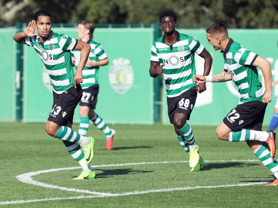 Sporting B vence FC Porto B no mini-clássico da II Liga (3-0)