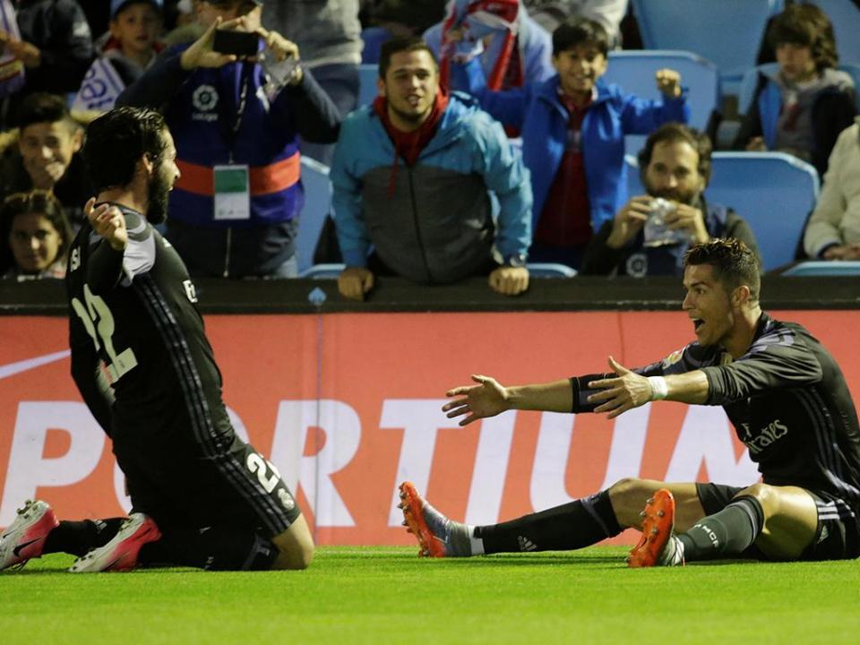«Antes o jogo corria mal ao Real Madrid e Ronaldo resolvia-o»