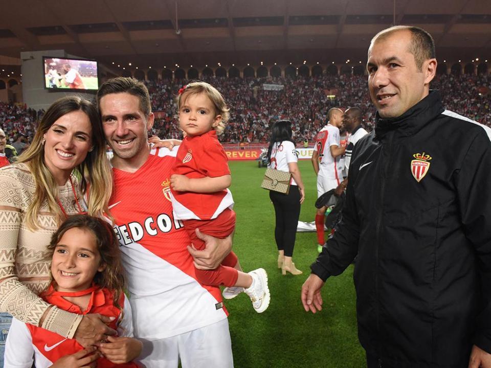 Monaco: Sporting deu os parabéns a Leonardo, Benfica a Bernardo