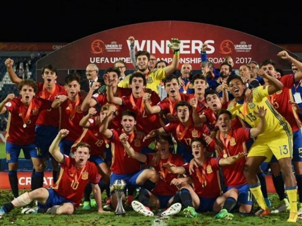 Euro sub-17: Espanha consegue «milagre» e sucede a Portugal