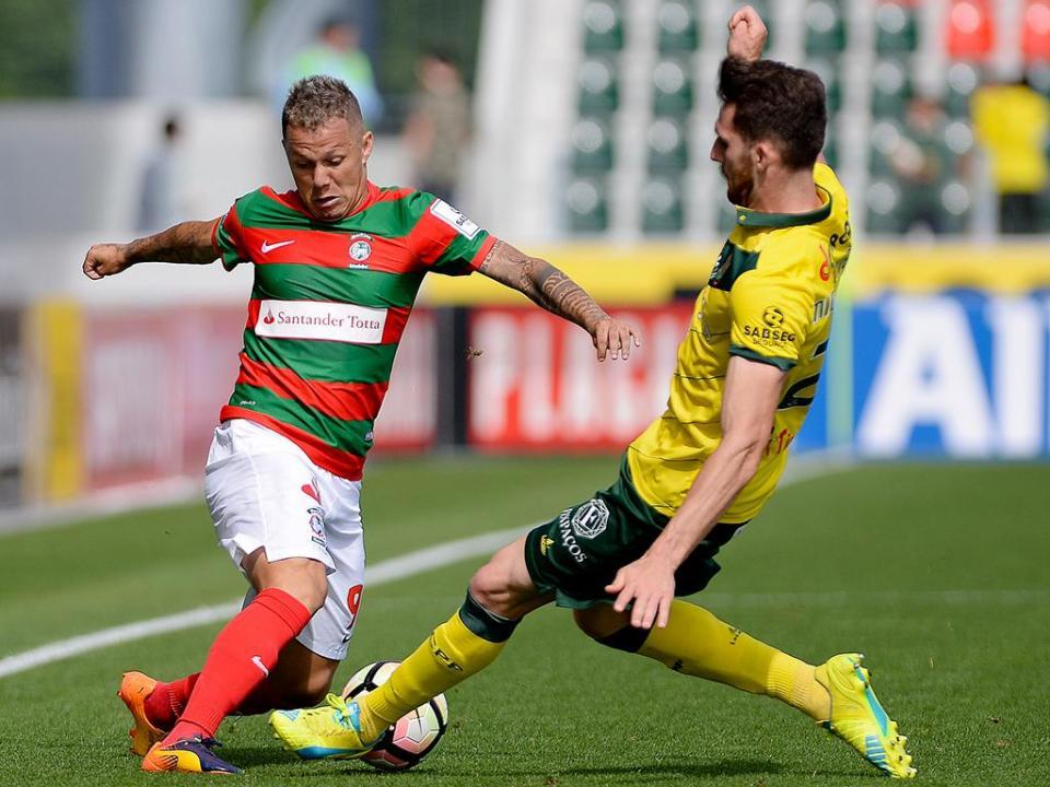 Paços de Ferreira-Marítimo, 0-0 (crónica)