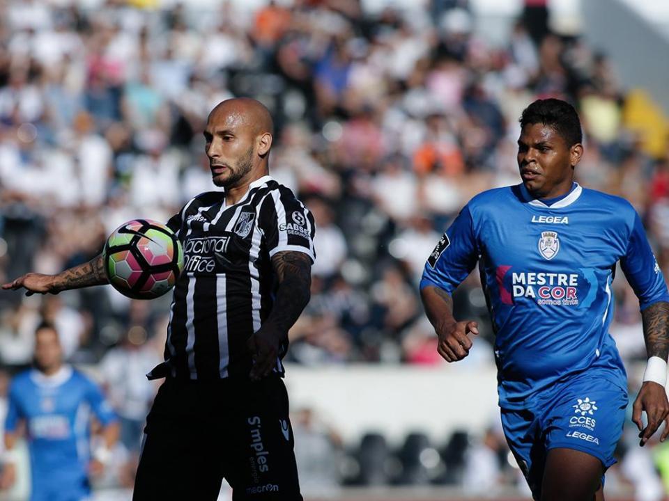 V. Guimarães-Feirense, 0-1 (resultado final)