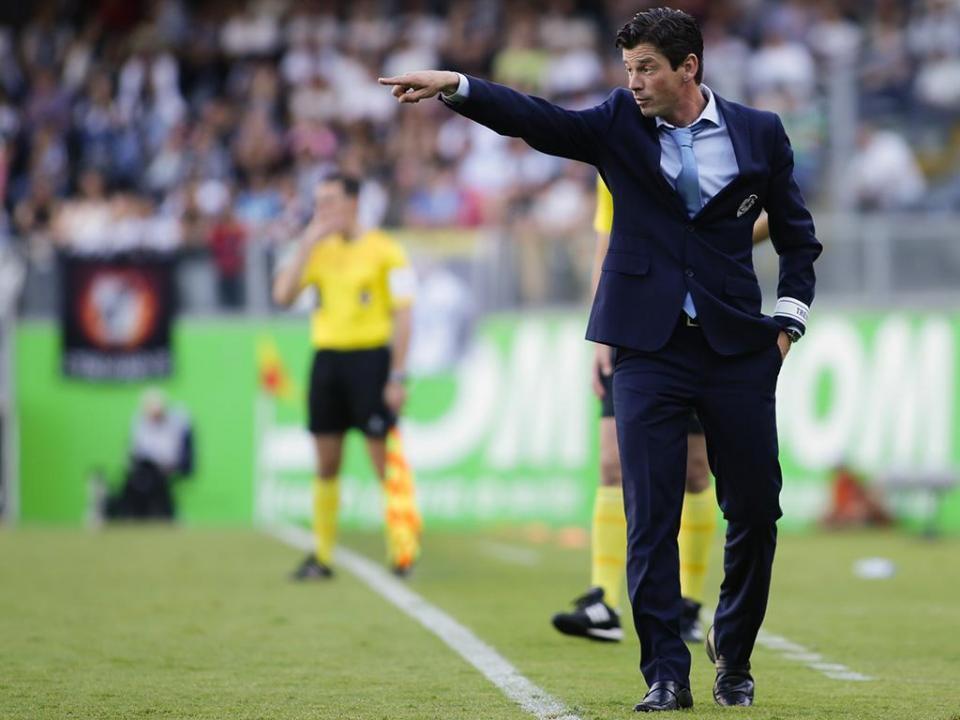 Nuno Manta: «Queremos consolidar o Feirense na Liga»