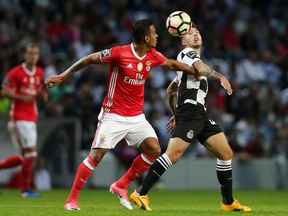 Boavista-Benfica, 2-2 (destaques)