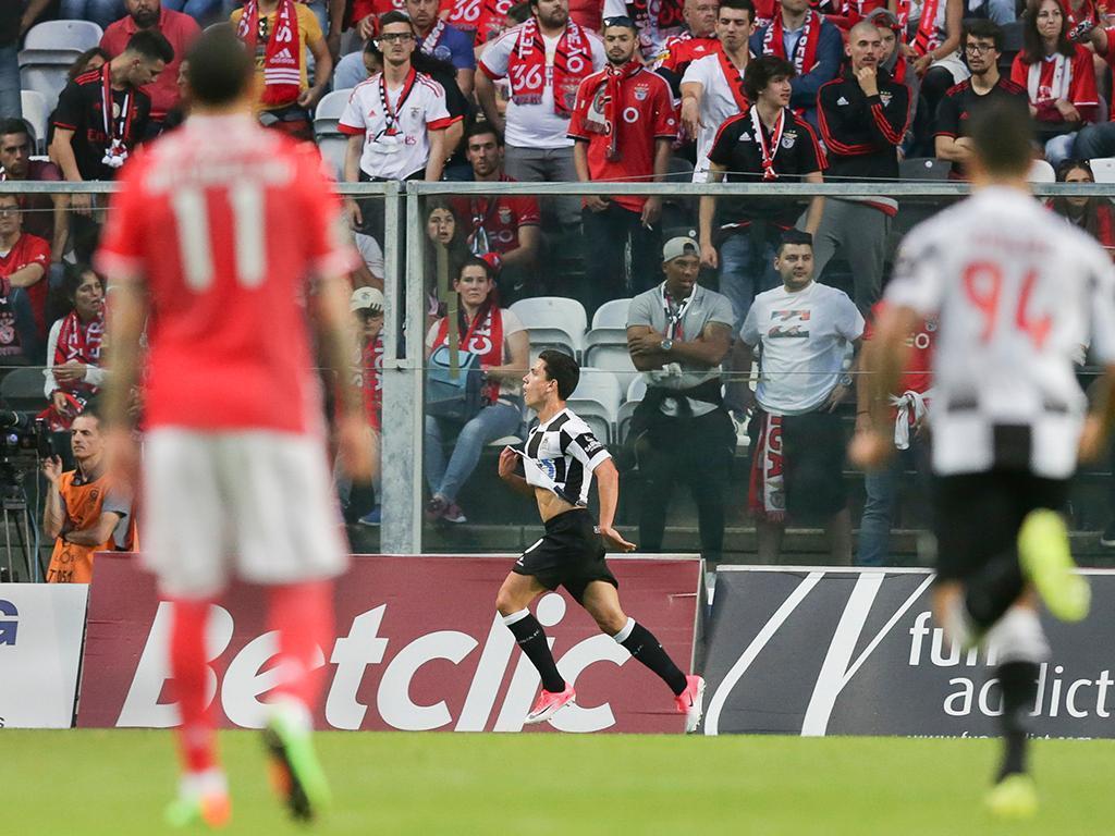 Boavista-Benfica (equipas oficiais): Rúben Dias é surpresa no onze «encarnado»