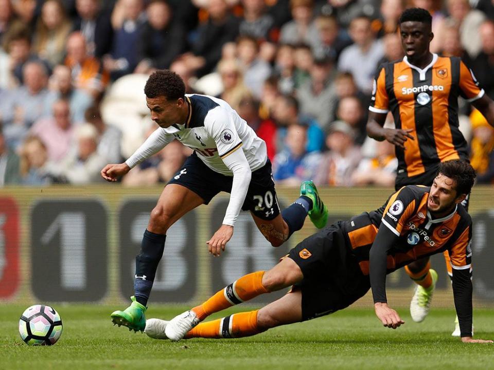 Hull City esmagado pelo Tottenham: Marco Silva perde 7-1