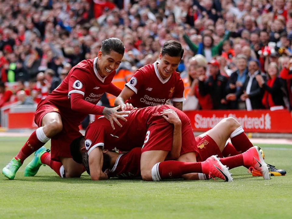 Amigável: Liverpool vence em digressão de pré-época