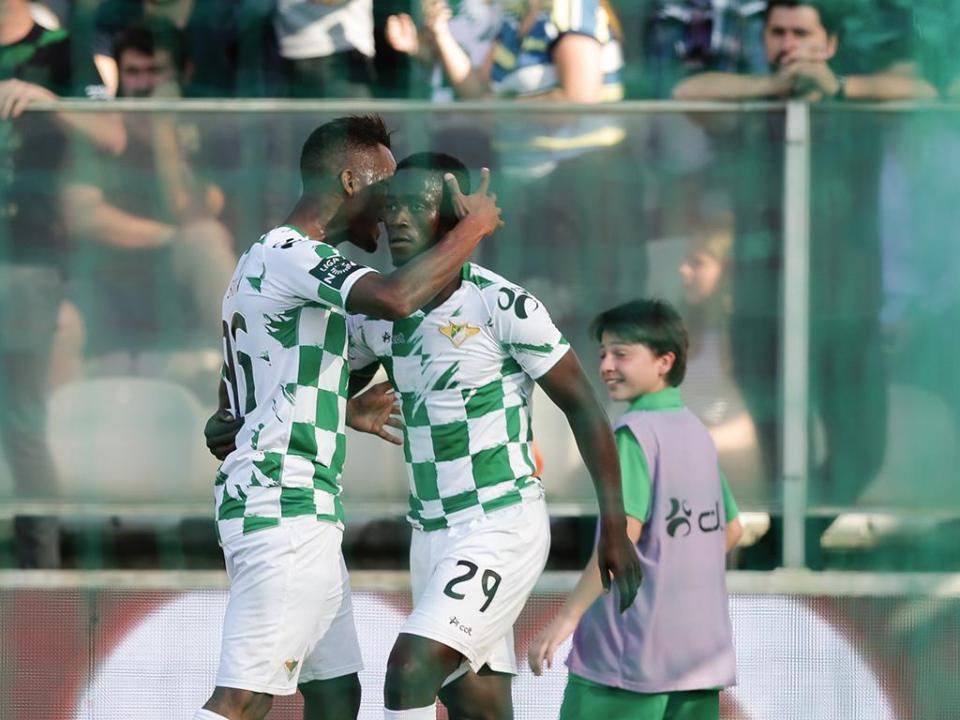 Moreirense-FC Porto, 3-1 (destaques)