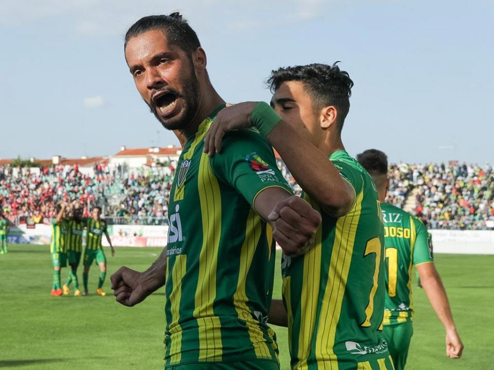 Tondela-Sp. Braga, 2-0 (resultado final)