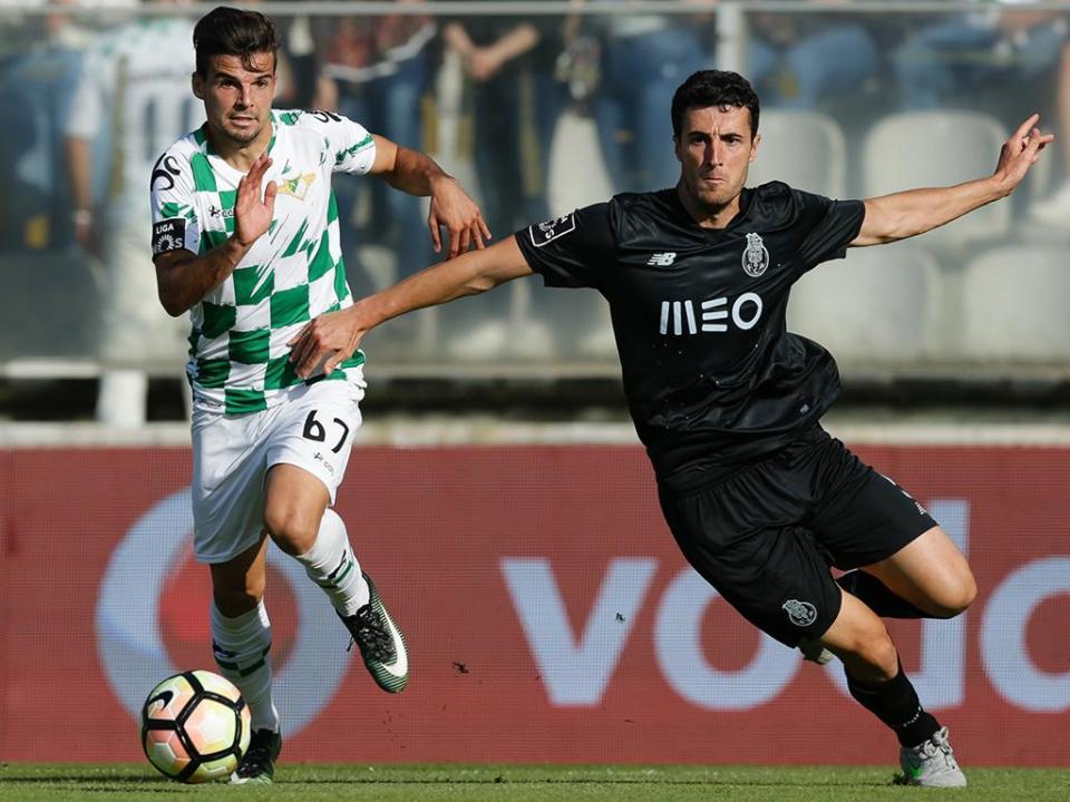 Moreirense-FC Porto, 3-1 (resultado final)