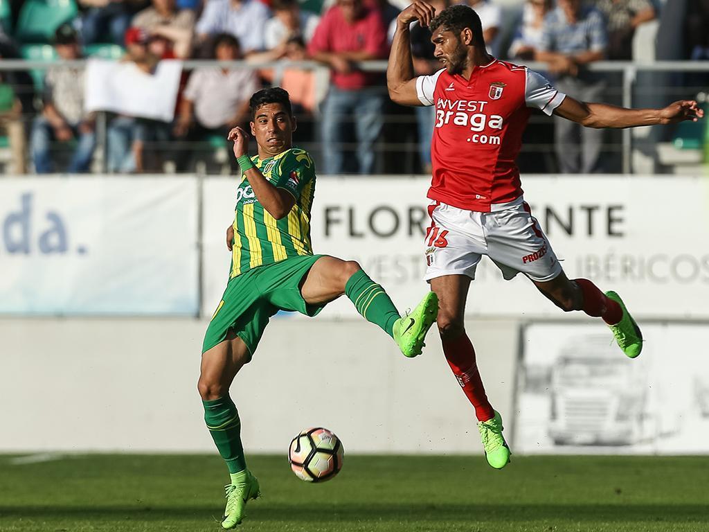 CD Tondela, 1-SC Braga, 2 — Resultado final