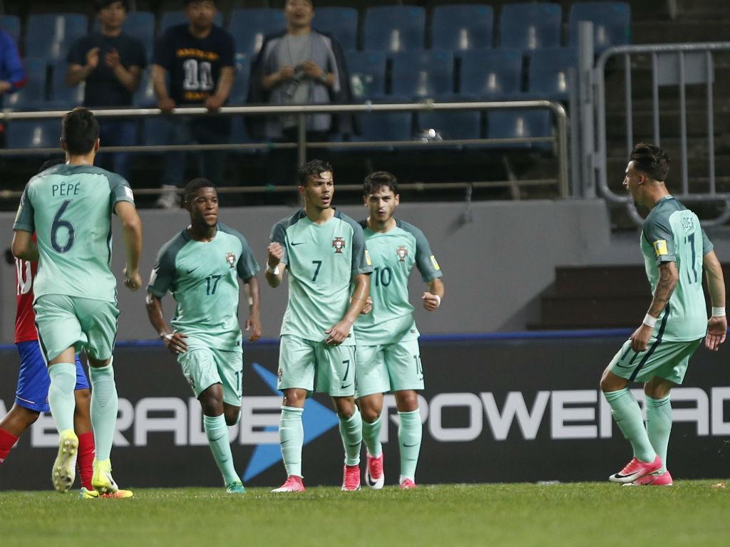 Mundial sub-20: Emílio Peixe convicto na qualificação para os 'oitavos'