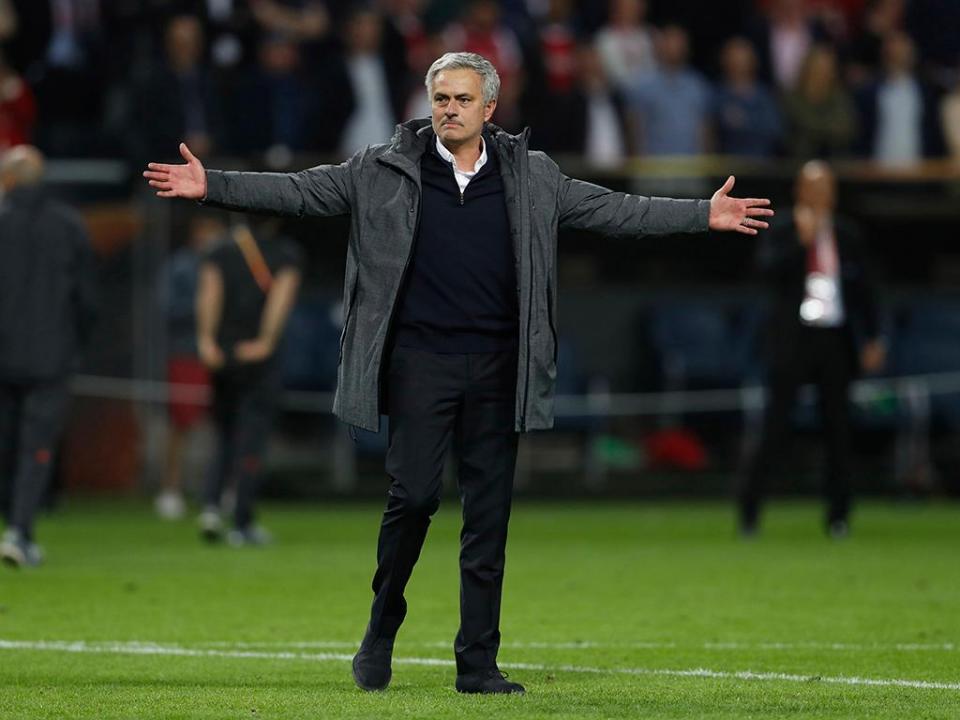 Histórico Mourinho: ele voltou a ser «Special»