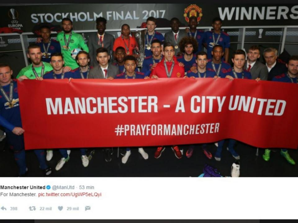 Pogba: «Jogámos por aqueles que morreram em Manchester»