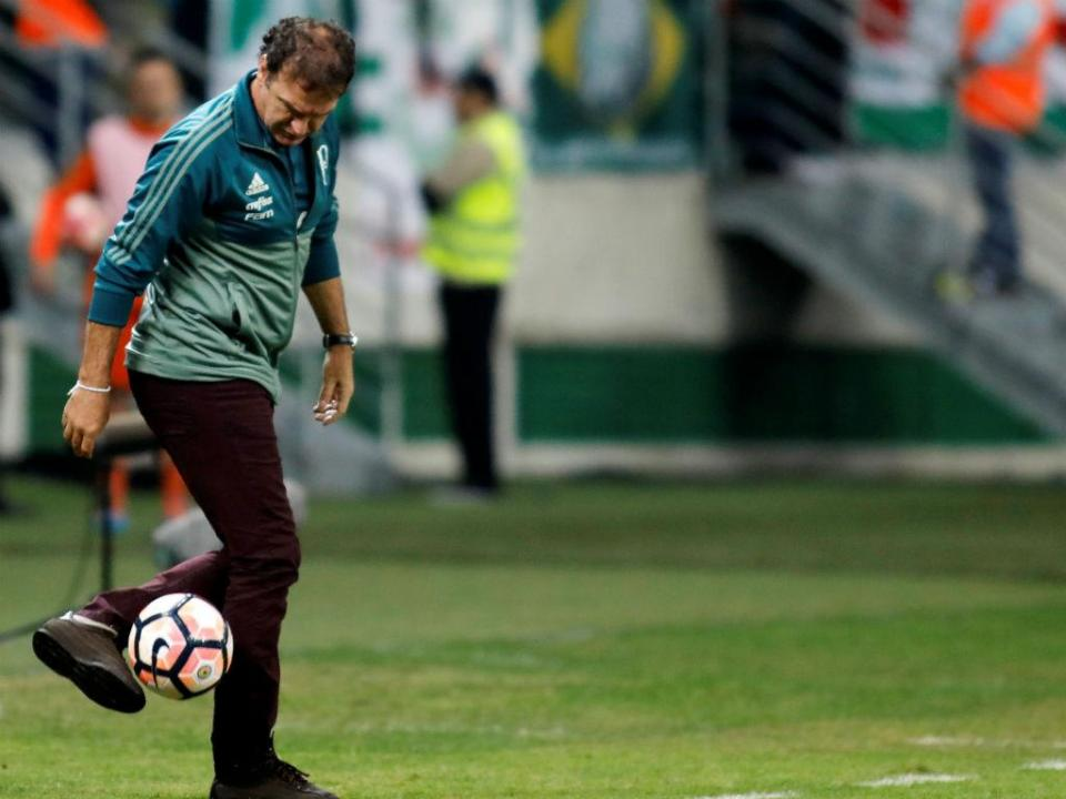 Brasil: Palmeiras demite Cuca