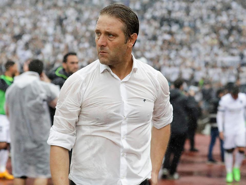 Pedro Martins: «Temos de assumir que não estamos bem»
