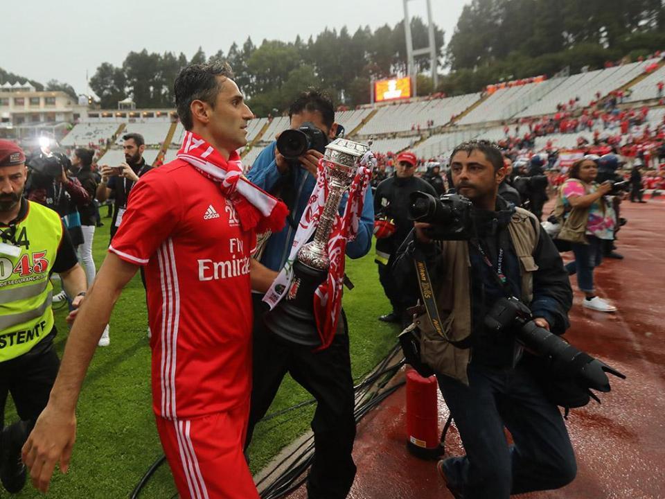 Benfica: uma hegemonia que se acentua
