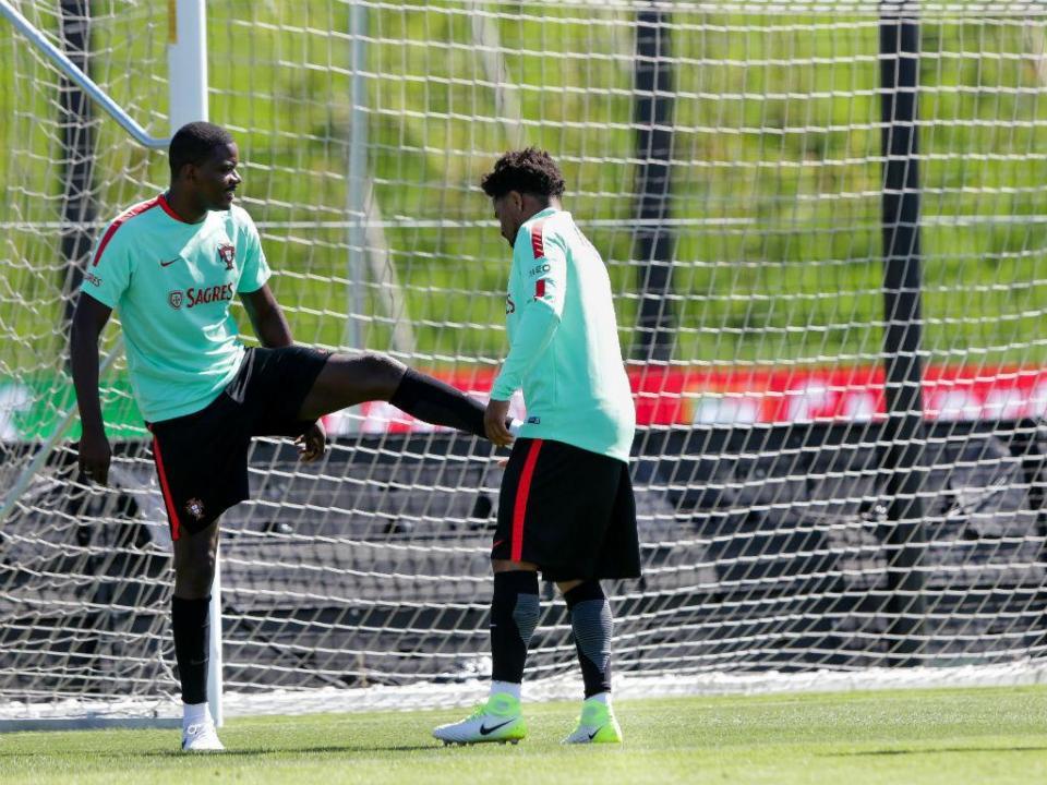 William Carvalho dispensado da Seleção Nacional