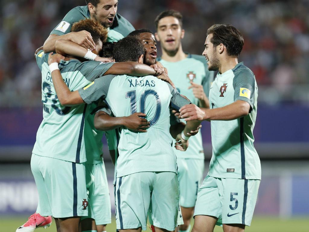 Sub-20: selecionador chama 20 para jogos contra Alemanha e Inglaterra