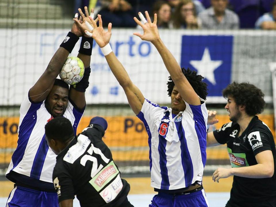 Andebol: FC Porto vence HC Ohrid na estreia na Taça EHF