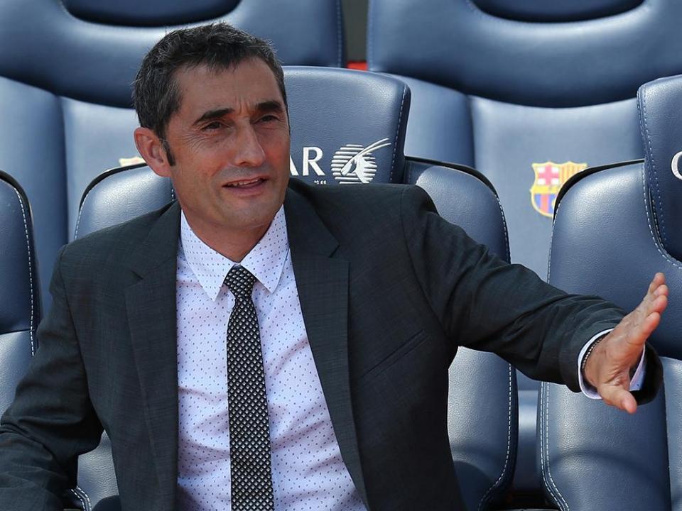 Valverde tranquiliza Argentina em relação à condição física de Messi