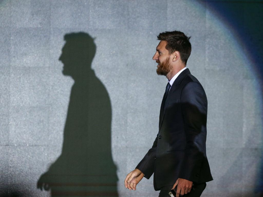Ministério Público aceita substituir pena de prisão de Messi por multa