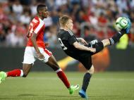 Suíça vence Bielorrússia em particular