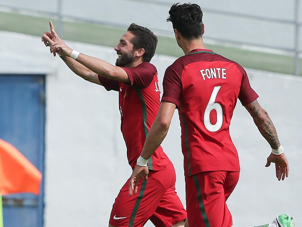 André Silva faz de Ronaldo frente ao Chipre