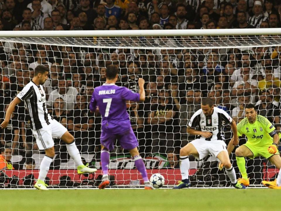 «Ver Cristiano na Juventus agora que me fui embora não me chateia»