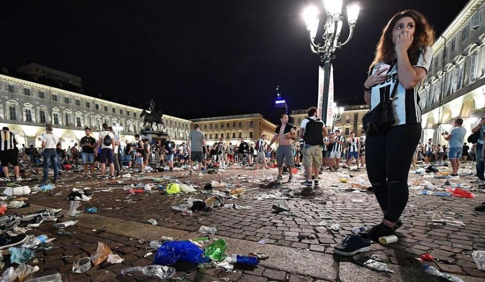 Polícia italiana detém mais de 50 adeptos do Ajax