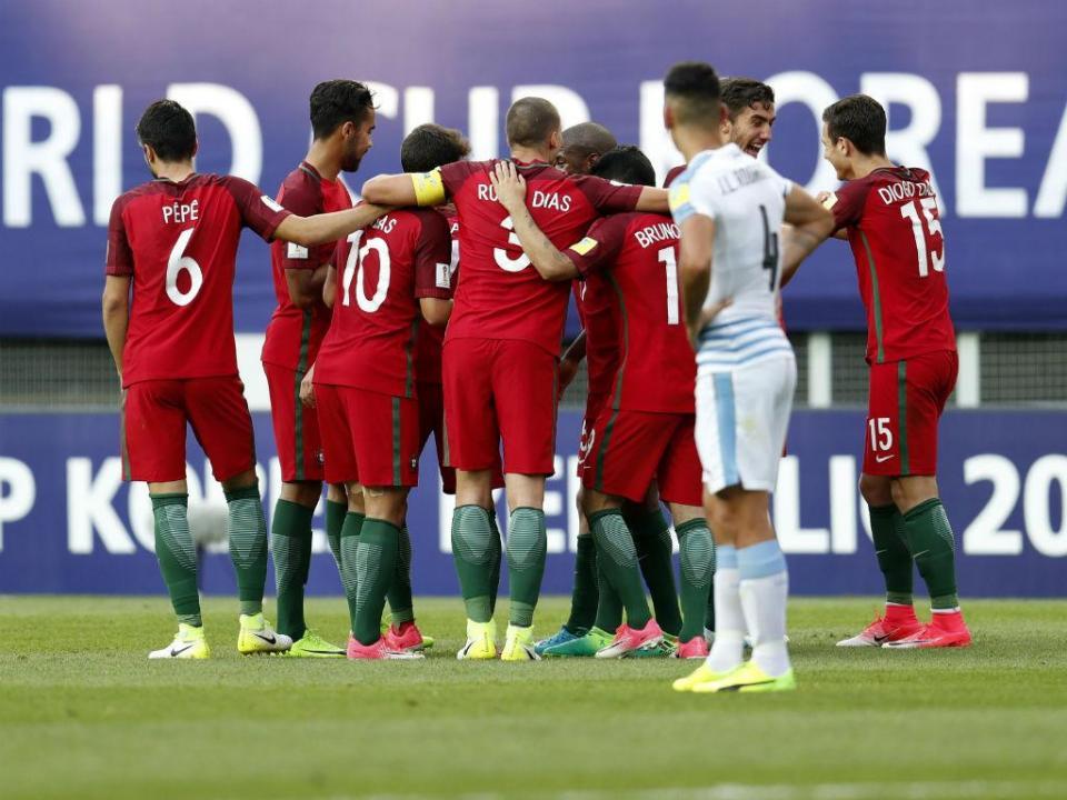 Sub-20: Sporting e Benfica com quatro jogadores cada na seleção