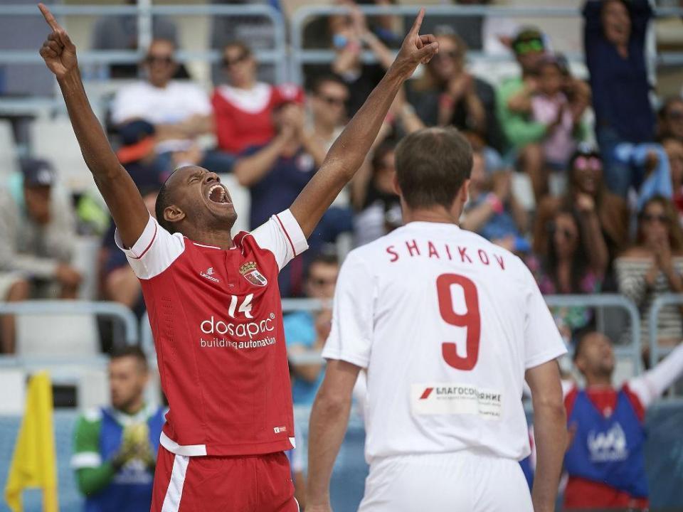 Futebol Praia: Sp. Braga volta a vencer a Euro Winners Cup