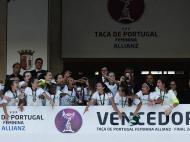 Futebol Feminino: Sporting vence Taça de Portugal (Lusa)