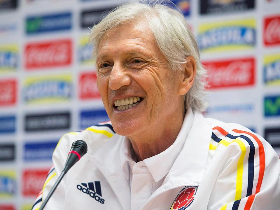 OFICIAL: José Pékerman deixa a seleção da Colômbia