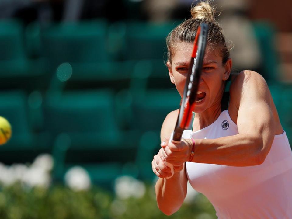 Wimbledon: Halep passa à terceira ronda, Muguruza afastada
