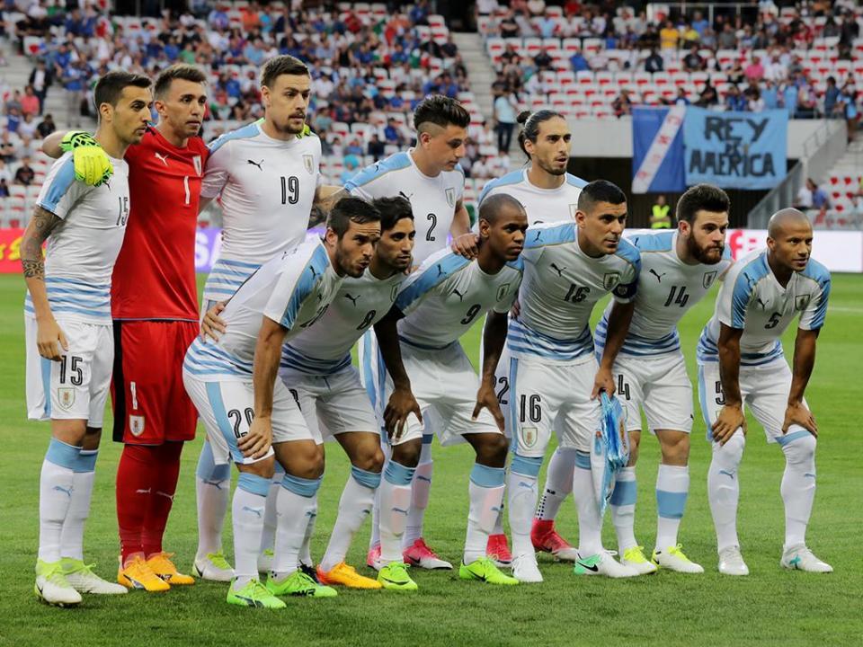 Mundial 2018: dois «portugueses» nos «pré» do Uruguai