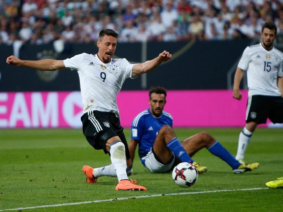 Mundial 2018: Alemanha goleia San Marino e aproxima-se da qualificação