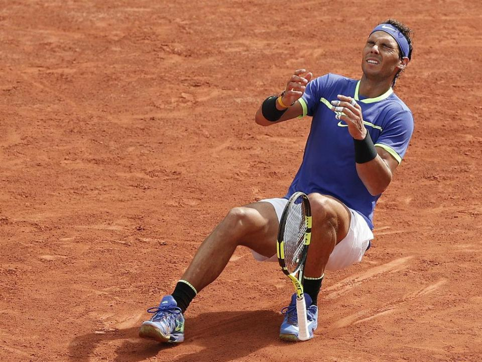Roland Garros: Nadal nos quartos de final sem ceder sets