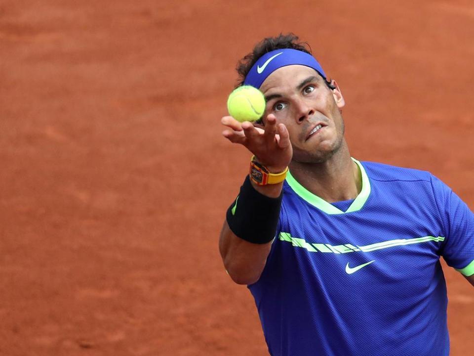 Roland Garros: campeão Nadal segue em frente após 3.º set épico