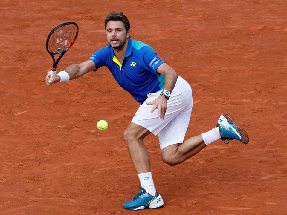 Ténis: Stan Wawrinka eliminado na primeira ronda de Roland Garros