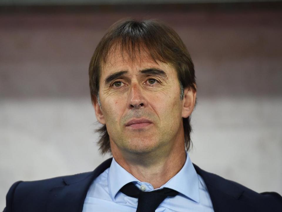 Lopetegui: «Ser favorito não vai servir para marcar um golo a Portugal»