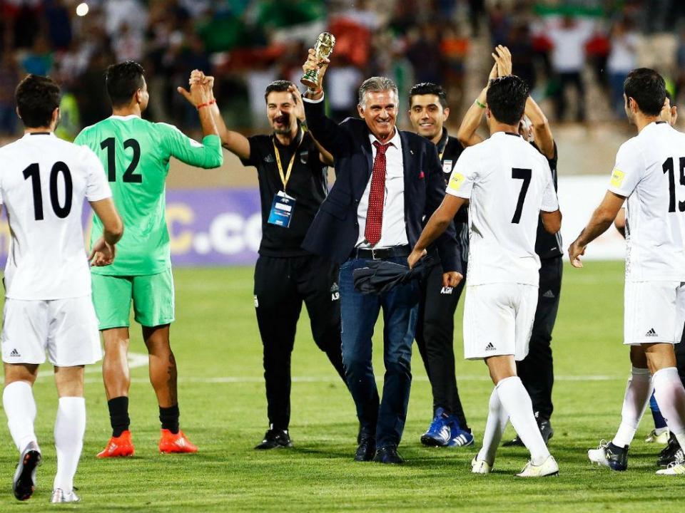 Queiroz: «Agora tenho outros Ronaldos comigo»