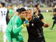 Irão e Carlos Queiroz festejam apuramento para o Mundial 2018