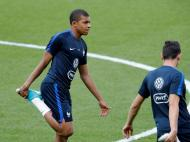 França prepara particular com a Inglaterra
