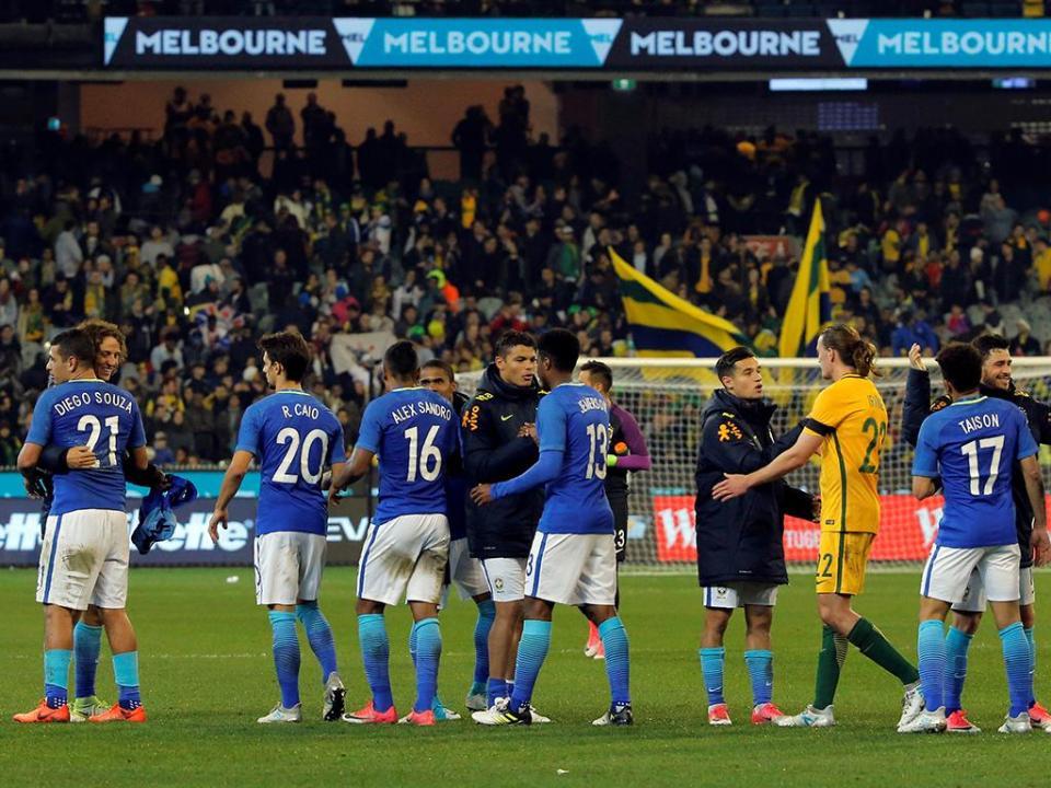 Brasil: Alex Sandro substitui Marcelo na Seleção