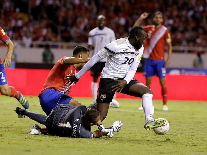 Costa Rica-Trinidade e Tobágo (Reuters)