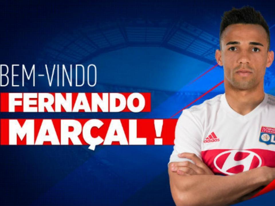 933cb86cc6 Marçal apresentado no Lyon  «Não quis ouvir outras ofertas ...