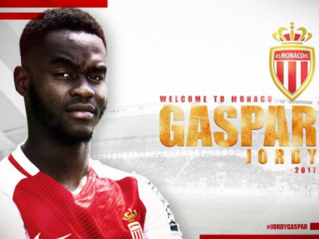 Monaco emprestou Jordy Gaspar ao Cercle Brugge